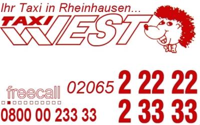 Taxi West Duisburg